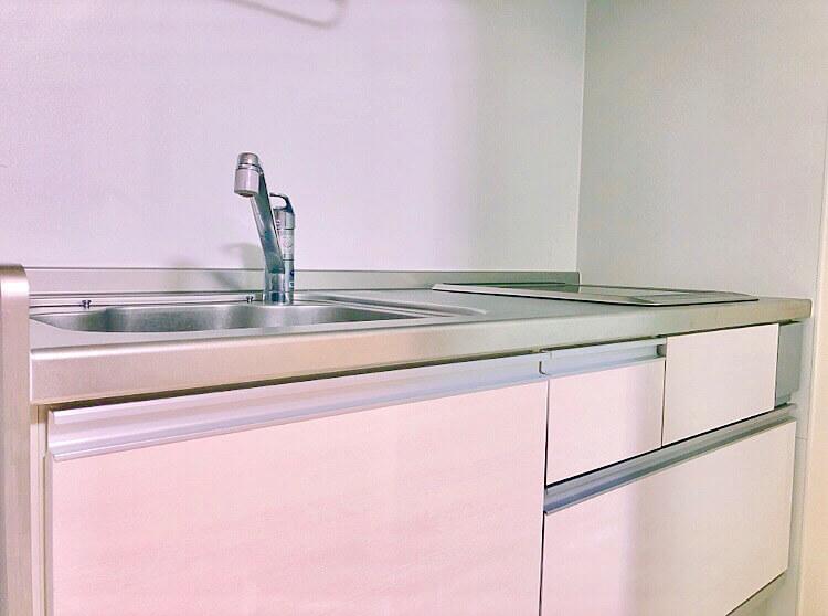 キッチンリセットが簡単にできる台所の使い方。少しの工夫で楽になる