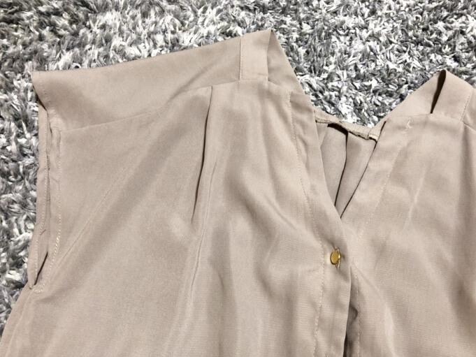 ミニマリストの夏服振り返り。半袖の服は必需品だったと反省