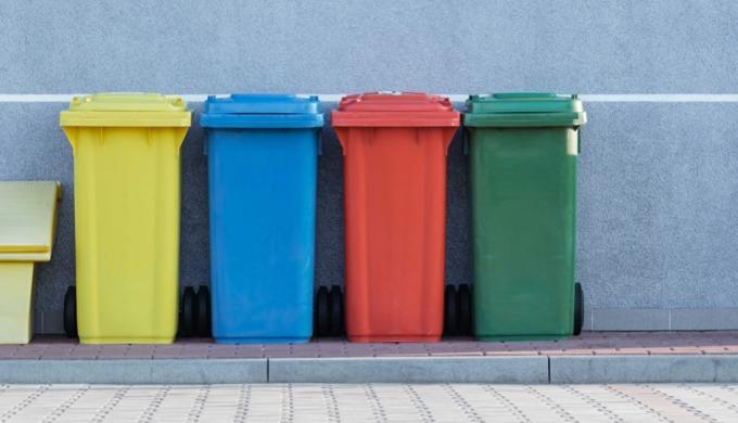 ミニマリストとゴミ箱。家にあるすべてのゴミ箱を断捨離した結果